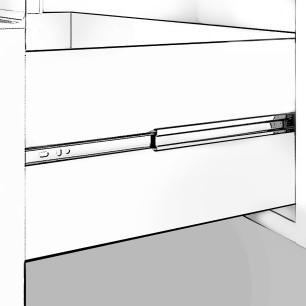 Gabinete De Banheiro 100% Mdf Aveiro 60 Cm Sobrepor Branco - Mgm