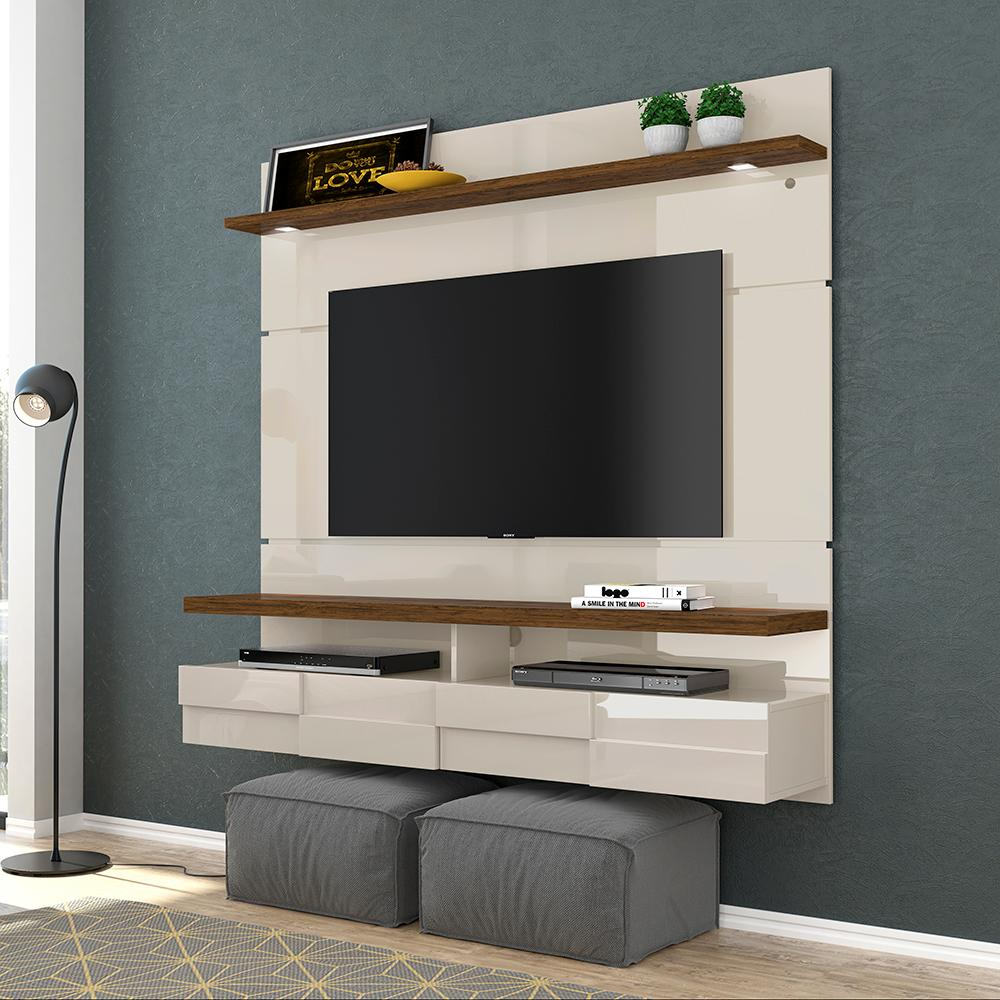Home Suspenso Lana 1.6M - Off White/Savana - Madetec