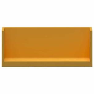 Prateleira Box Tamanho P - Amarelo - Primolar