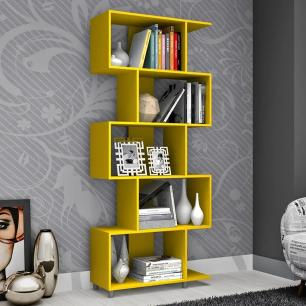 Estante Regular - Amarelo - Movelbento