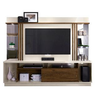 Home Theater Frizz Gold - Off White/Savana - Madetec