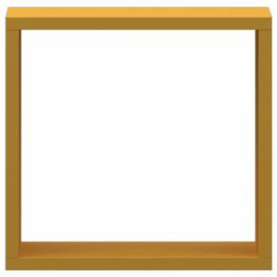 Nicho Quadrado - Amarelo - Primolar