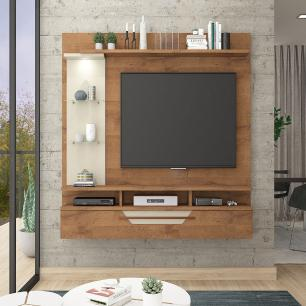 Painel Para TV ate 60 Polegadas Londres Savana/Off White - Permobili