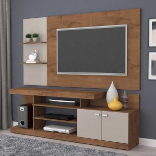 Home Rack Com Painel Tv 42