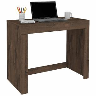 Escrivaninha Mesa para Notebook com 1 Gaveta Cleo Cafe - Permobili