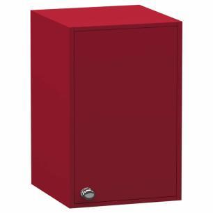 Armario Suspenso 1 Porta - Vermelho - Primolar