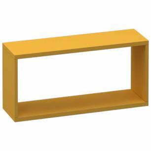 Nicho Retangular - Amarelo - Primolar