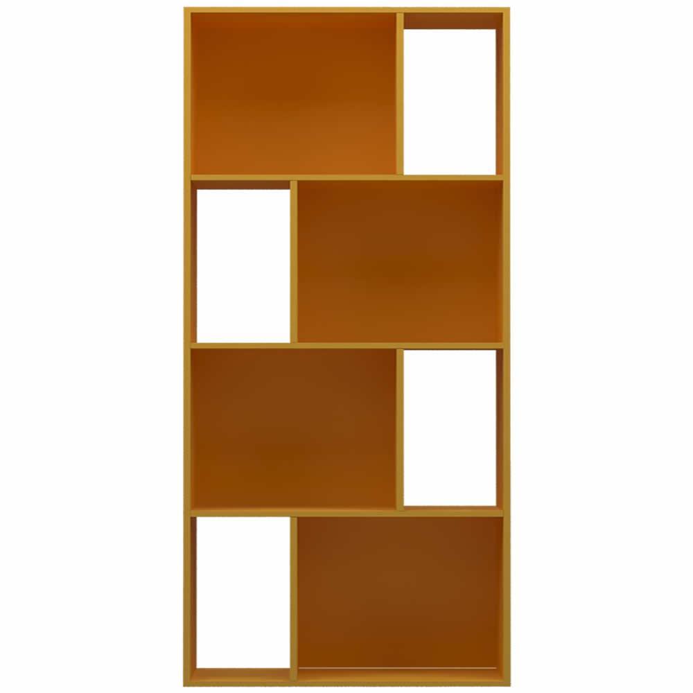 Estante Design Vertical/Horizontal - Amarelo - Primolar