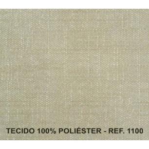 Poltrona Reclinavel Stela Tecido Veludo Austin 1100 - Areia - Delare