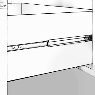 Gabinete De Banheiro 100% Mdf Messina 59 Cm  Carvalho - Mgm
