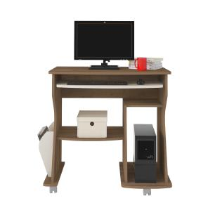 Mesa Para Computador 160 - Pinho/Off White - Artely