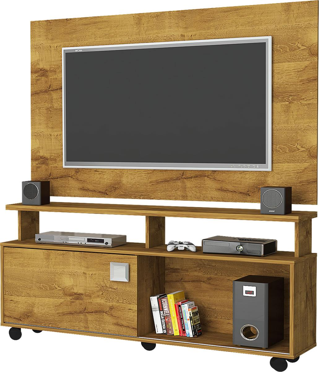 Estante Home Theater Sena Mel - Permobili