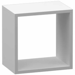 Nicho Quadrado - Branco - Primolar