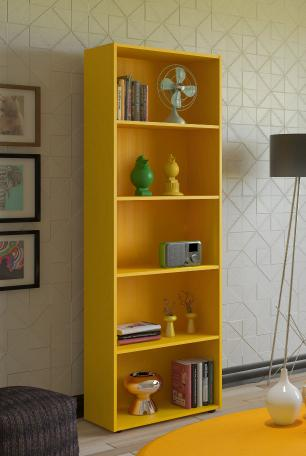 Estante Multy - Amarelo - Artely