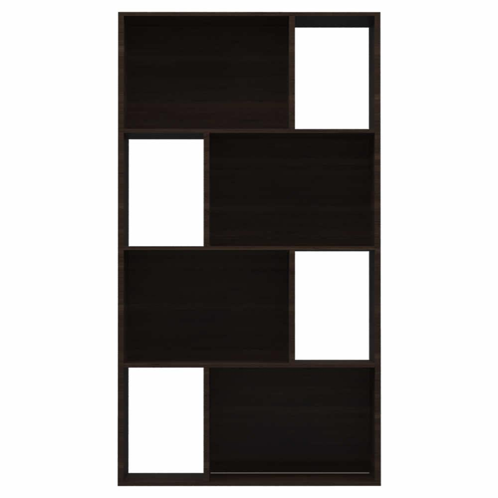 Estante Design Vertical/Horizontal - Tabaco - Primolar