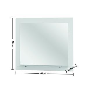 Espelheira para banheiro Barcelona - Castanho - Mgm