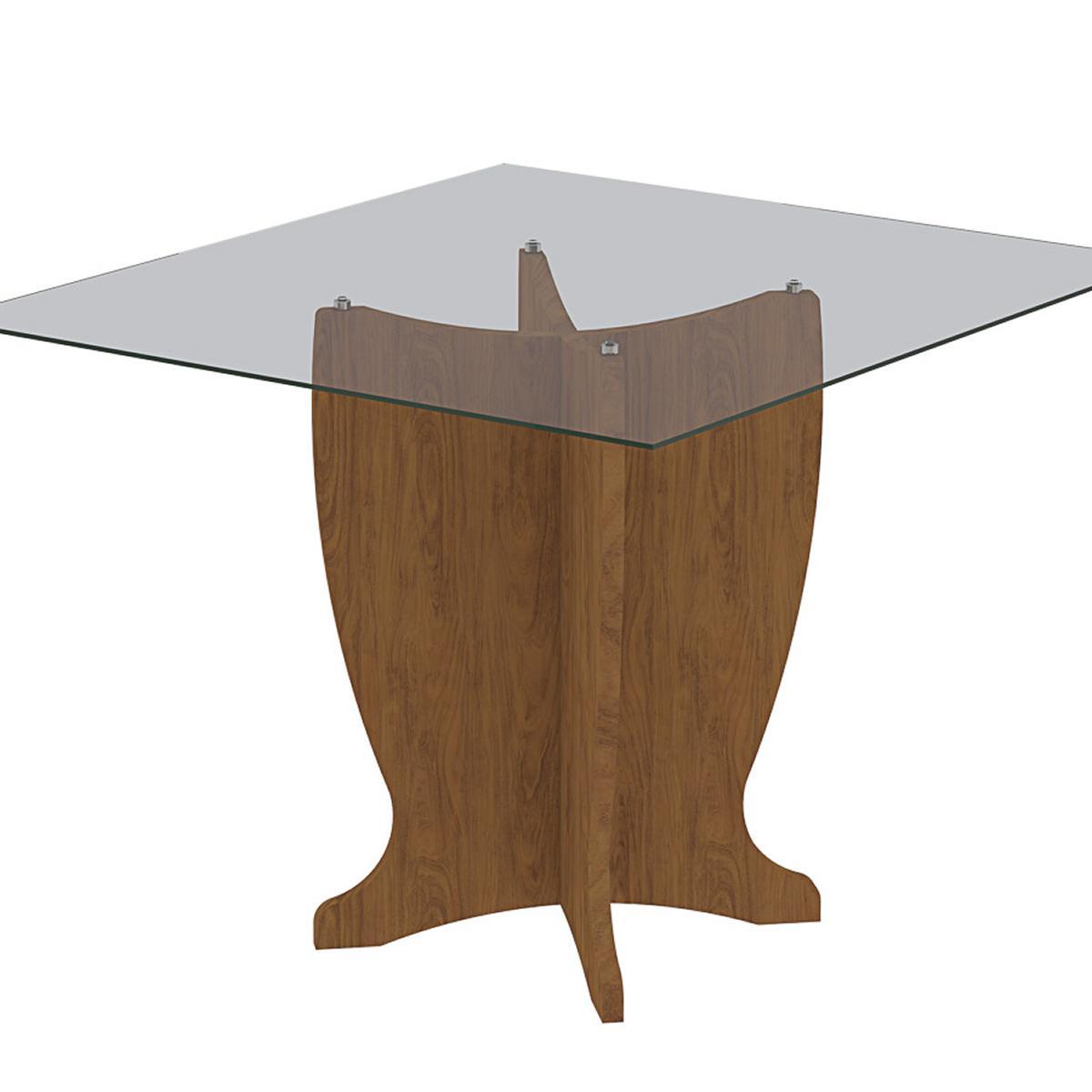Mesa Luana 100cm x 100cm - Savana - Cimol