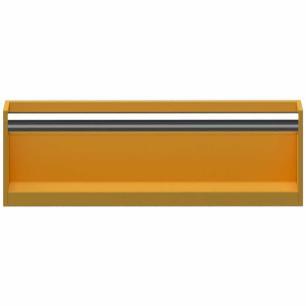Prateleira Com Aparador Tamanho M - Amarelo - Primolar
