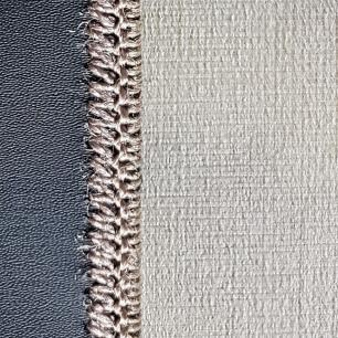 Tapete Para Sala Persa Palha DNA Home Antiderrapante 200x140 cm
