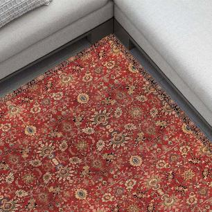 Tapete para Sala DNA Home Antique Rug Antiderrapante 200x140cm