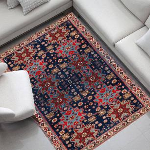 Tapete para Sala DNA Home Antique Lesghi 200x140cm
