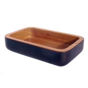 Saboneteira de  madeira - Simply