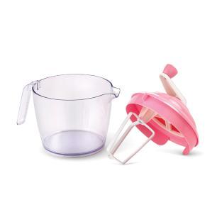 Mixer para massa de cupcake – Bakelicious