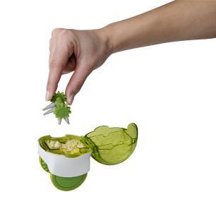 Triturador de alho GarlicZoom® - Chef'n