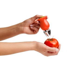 Limpador de talo de tomates Hullster™ - Chef'n