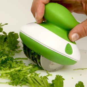 Picador de ervas com capa Hand Herb Prana