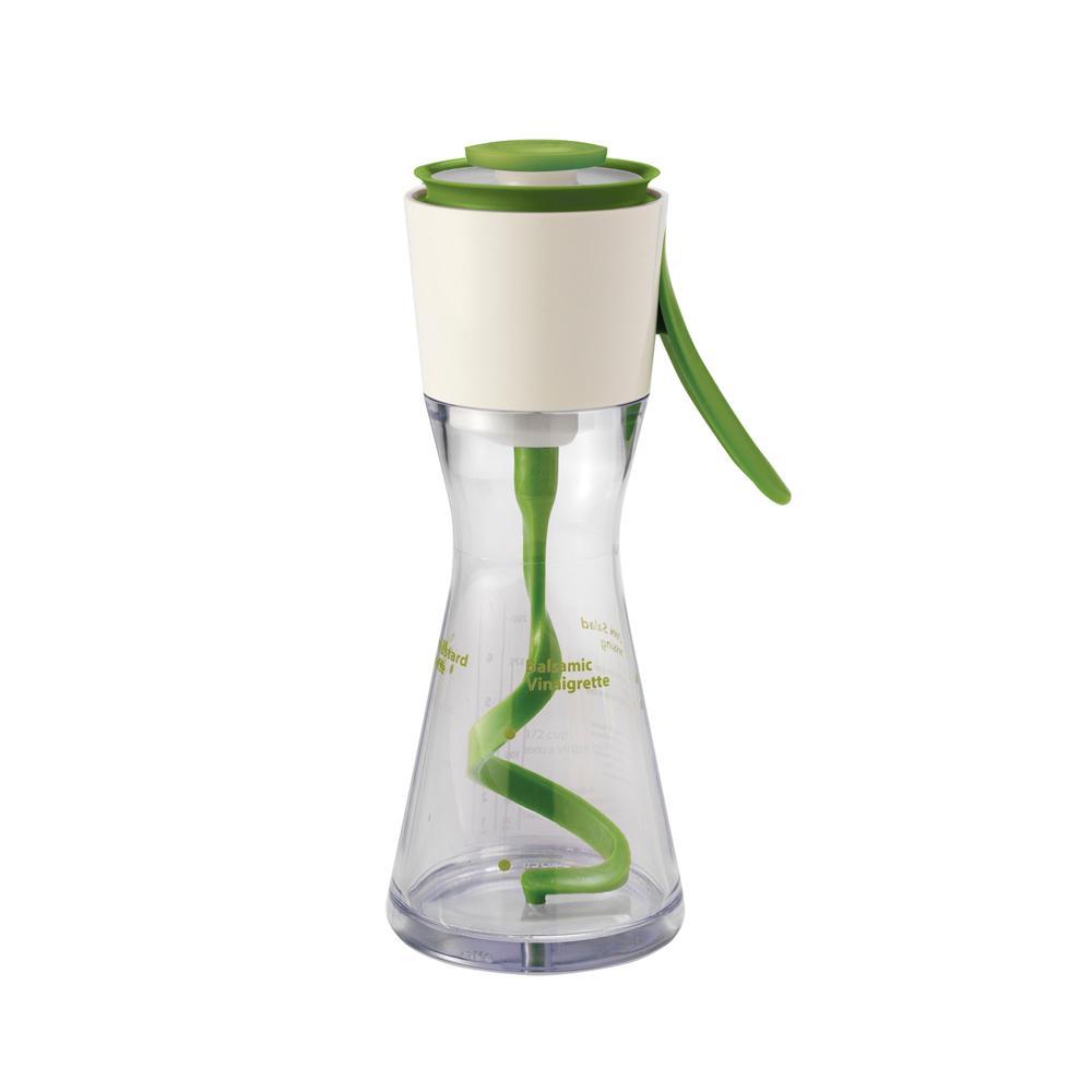 Garrafa para preparar e servir molhos Emulstir™ vidro - Chef'n