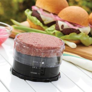 Prensa de hambúrguer ajustável - Outset