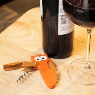 Saca rolhas coruja garden du vin Prana
