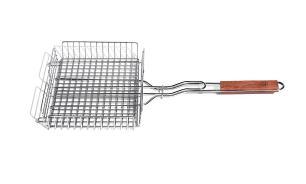 Grelha cesta com cabo de jacarandá – Outset