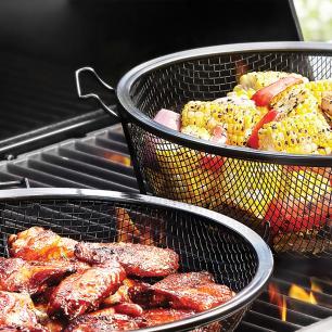 Frigideira 3 em 1 para grelhar alimentos – Outset