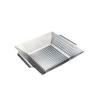 Wok quadrada de inox para grelhar - Outset