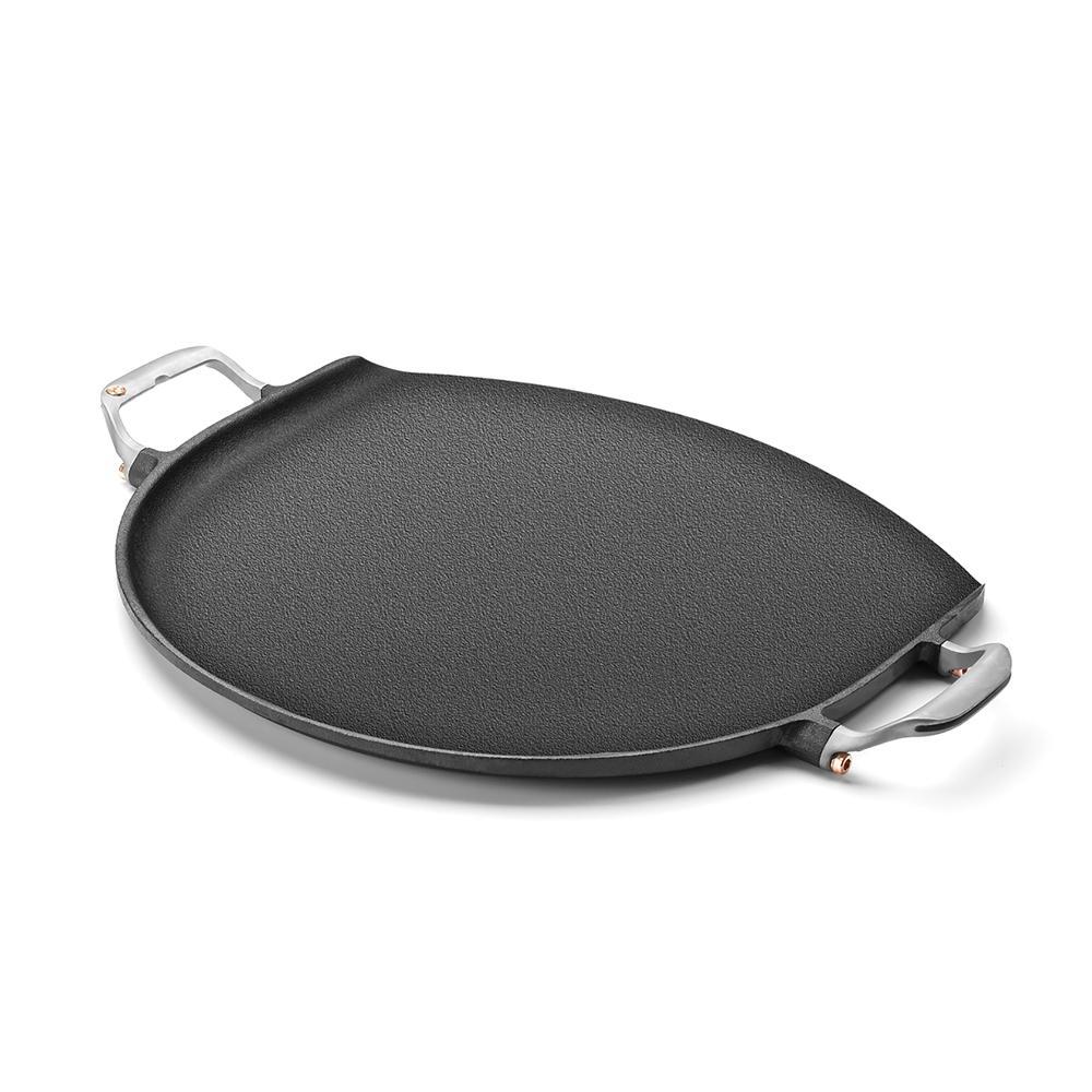 Chapa de ferro fundido para fogão, forno e churrasqueira – Outset