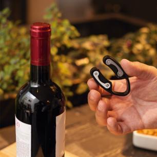 Corta lacre Sommelier Garden du vin Prana