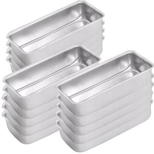 Forma de pão e gelo Nr 01 kit com 14 peças ASJ