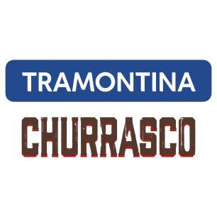 Jogo Trinchante Tramontina Plenus Com LÂMinas Em AÇO Inox E Cabos De Polipropileno Marrom 2 PeÇAs 23
