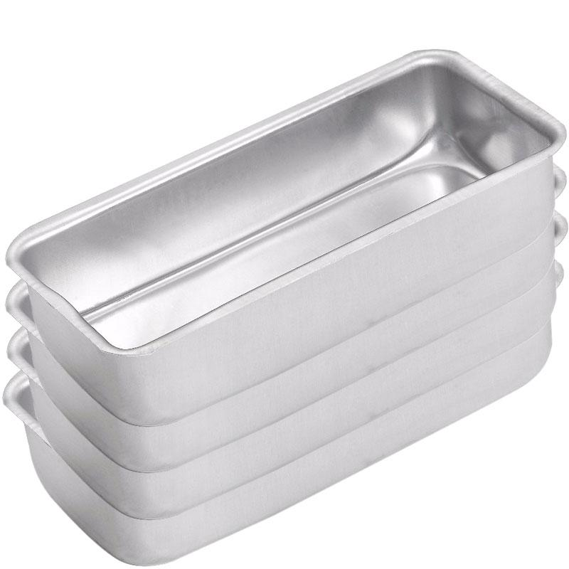 Forma de pão e gelo Nr 03 kit com 04 peças ASJ