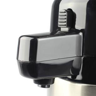 Garrafa térmica em aço inox Pressão Termopro 2,5 litros