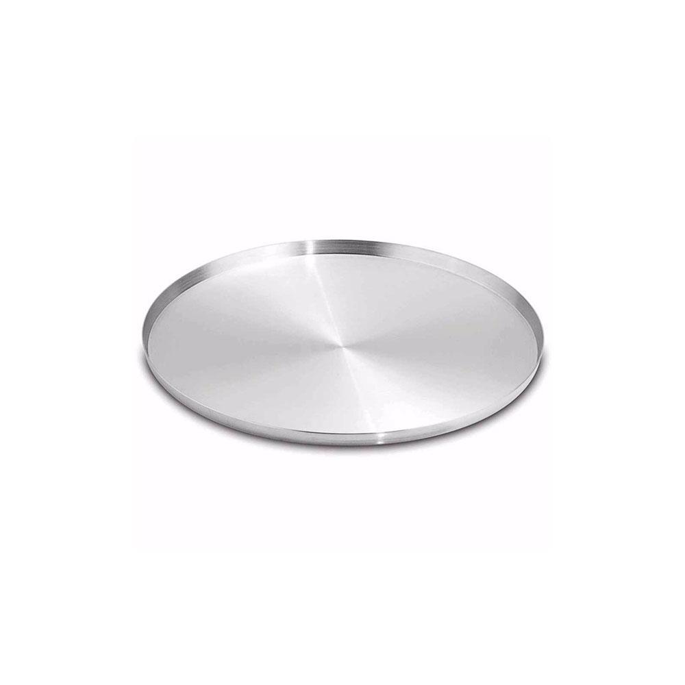 Forma Assadeira Pizza  Brotinho Diâmetro-25cm Altura-01cm Espessura-0,90mm ASJ 196