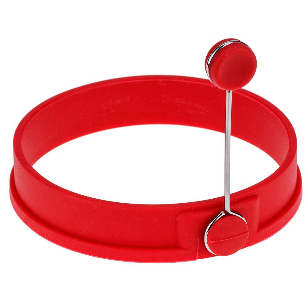 Aro Modelador em Silicone Vermelho 11 cm cod. 6250 Weck