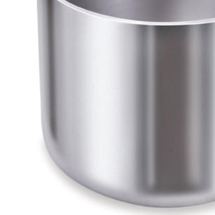 Leiteira Maxxima em Aluminio Polida nr 14 Fortaleza