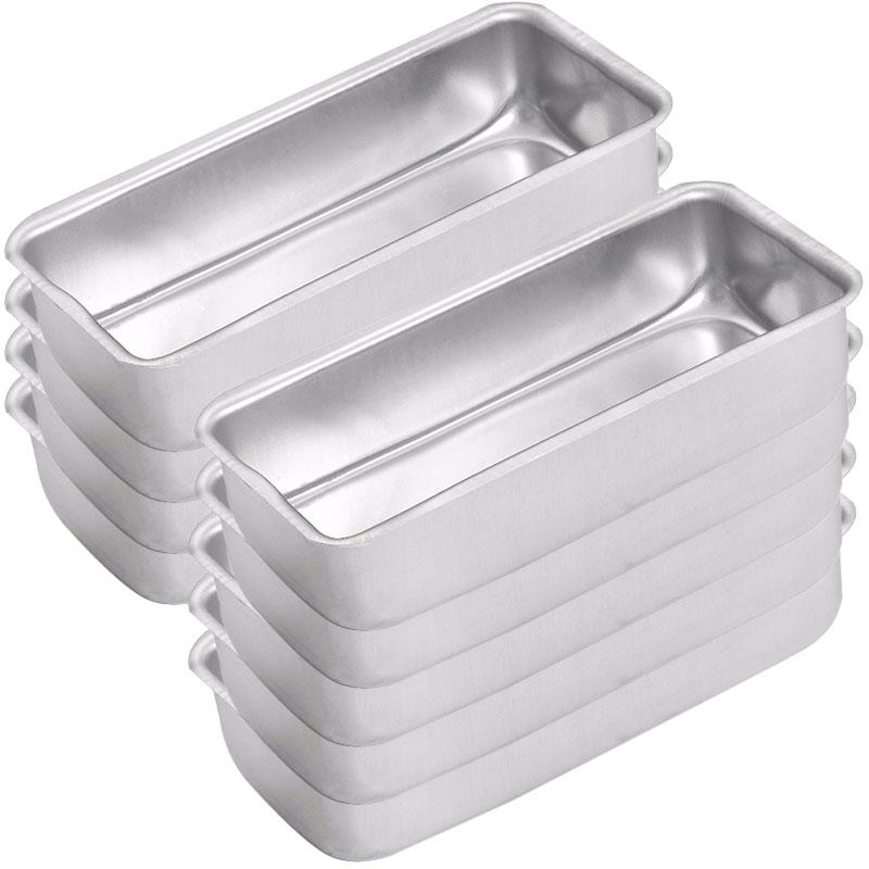 Forma de pão e gelo Nr 02 kit com 09 peças ASJ