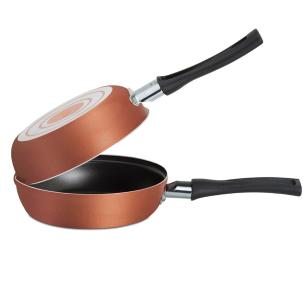 Omeleteira Antiaderente nr.18 Clove Brinox cod. 7111/471