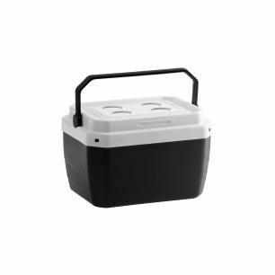 Caixa térmica 6 litros Preta Paramount