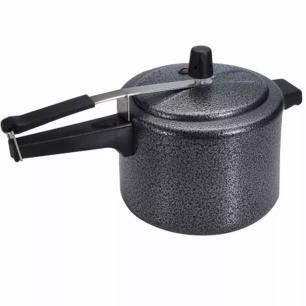Panela de pressão de 7 litros em alumínio Craquelado