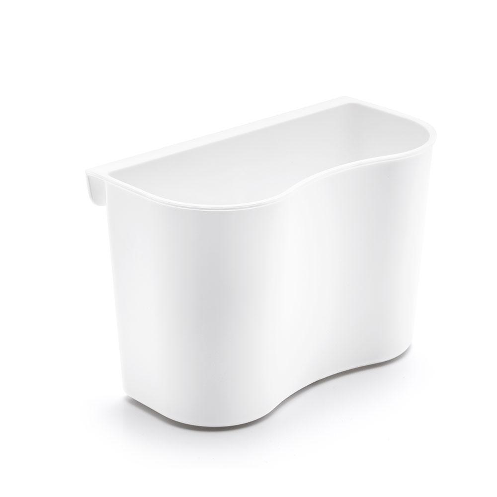 Porta talheres de Plástico com novo design Branco Makinox